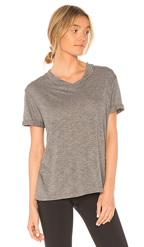 STRUT-THIS The Mac Tee in Gray