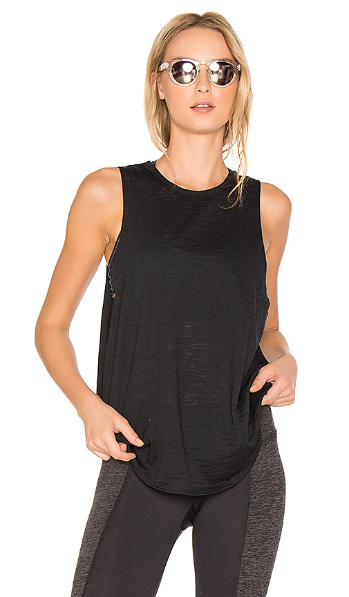 STRUT-THIS The Cruz Tank in Black