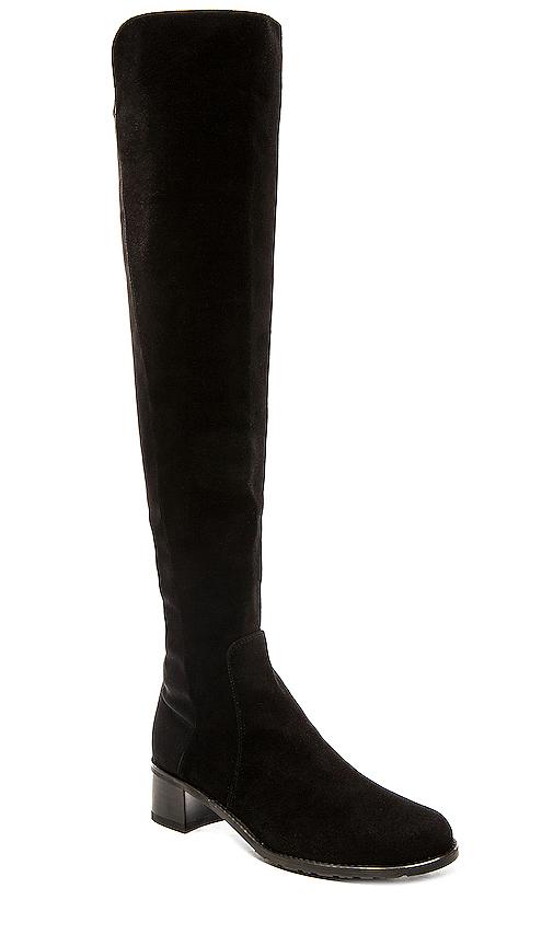 Stuart Weitzman Reserve Boots in Black