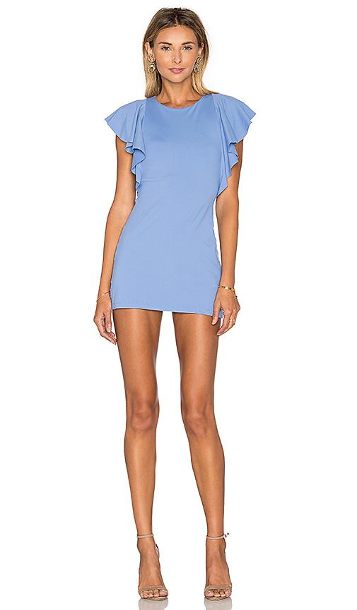Susana Monaco Lana 16 Dress in Blue