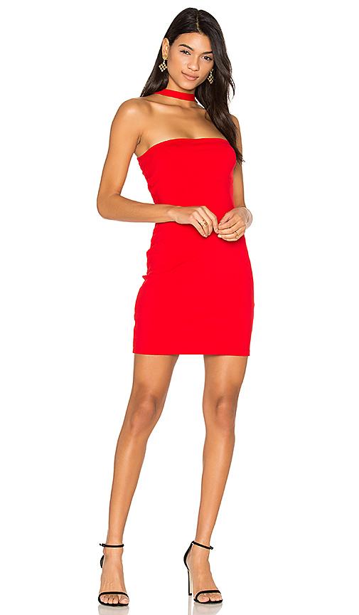 Susana Monaco x REVOLVE Elena Dress in Red