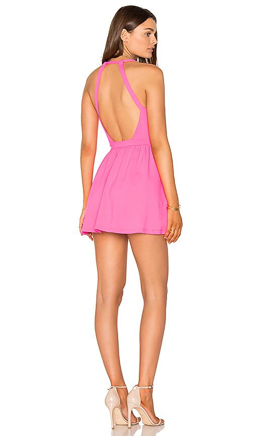 Susana Monaco Sloane 16 Dress in Pink
