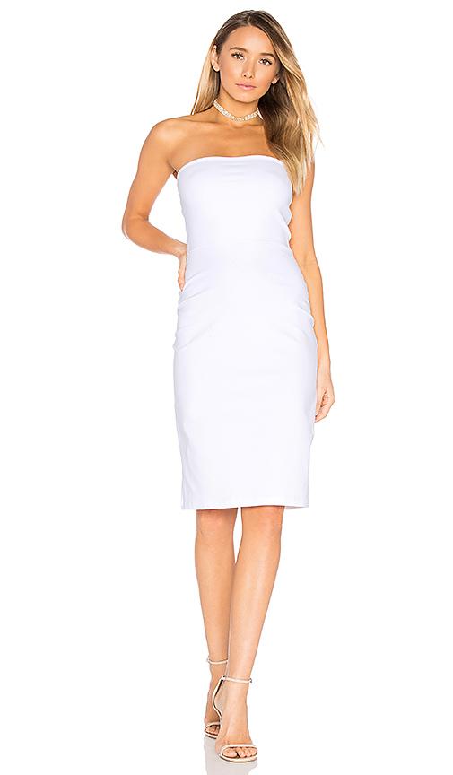 Susana Monaco Laura Dress in White