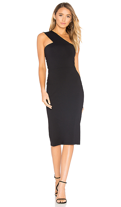 Susana Monaco Tina Dress in Black