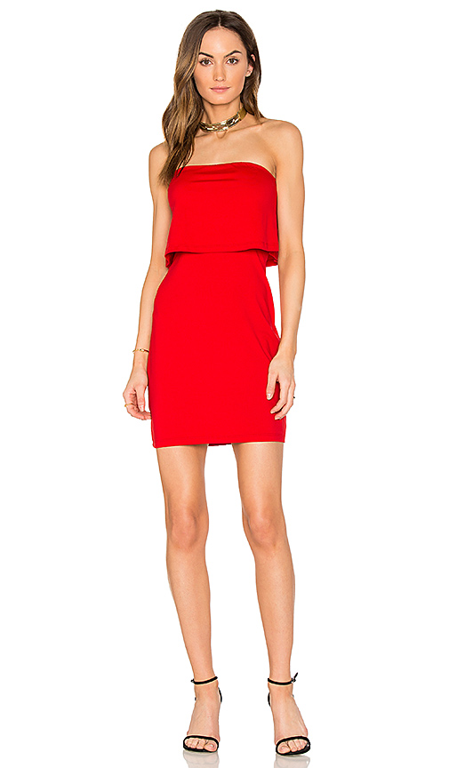 Susana Monaco Meredith Dress in Red