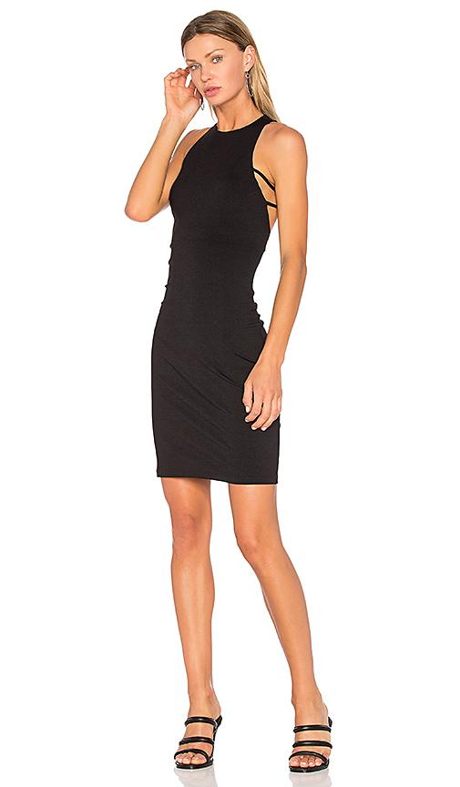 Susana Monaco Fawn Dress in Black