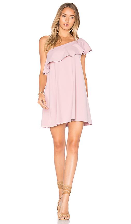 Susana Monaco Arwen 16 Dress in Mauve