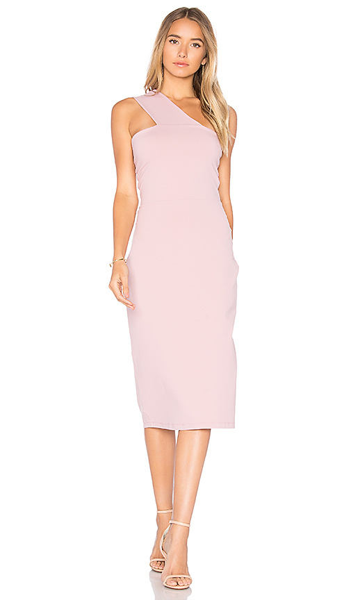 Susana Monaco Tina Dress in Mauve. - size S (also in L,M,XS)