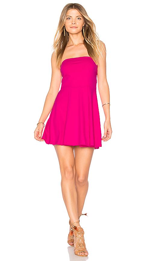 Susana Monaco Lanie 16 Dress in Pink