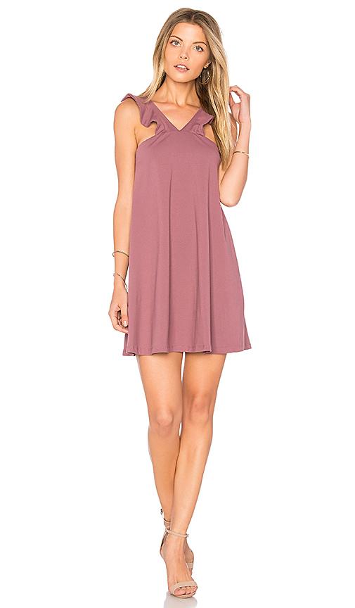 Susana Monaco Cassie 16 Dress in Purple