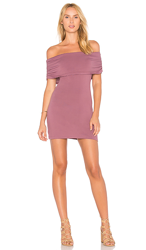 Susana Monaco Khloe 16 Dress in Purple