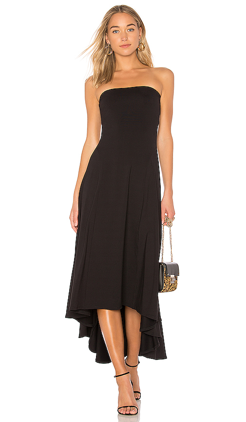 Susana Monaco Bena Dress in Black