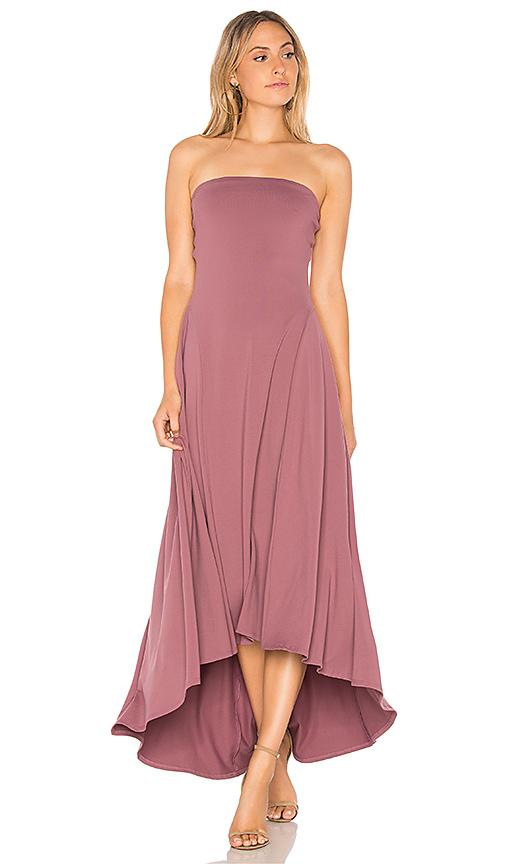 Susana Monaco Bena Dress in Mauve