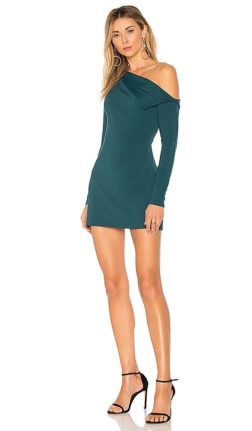 Susana Monaco Leila 16 Dress in Green