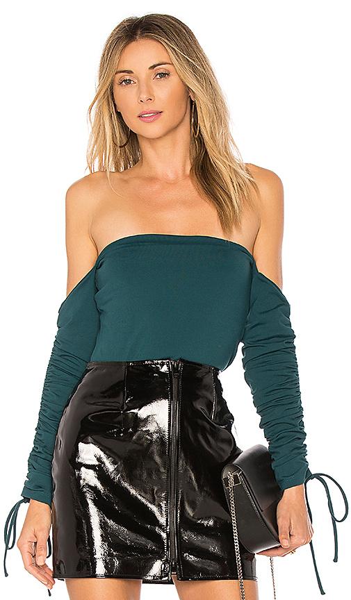 Susana Monaco Keira Top in Green