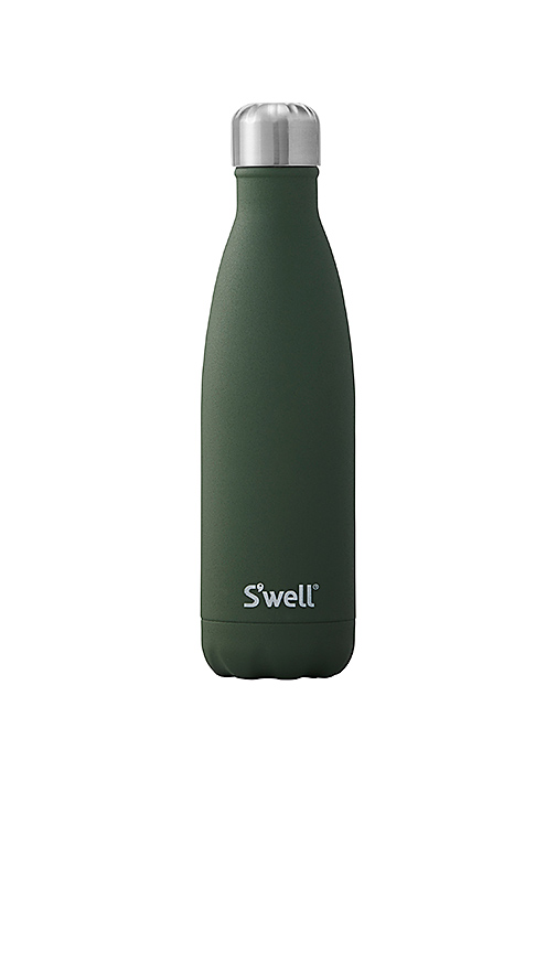 S'well Stone 17oz Water Bottle in Army.