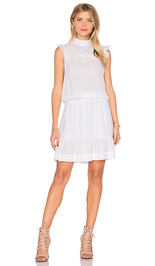 SWF Leah Dress in White