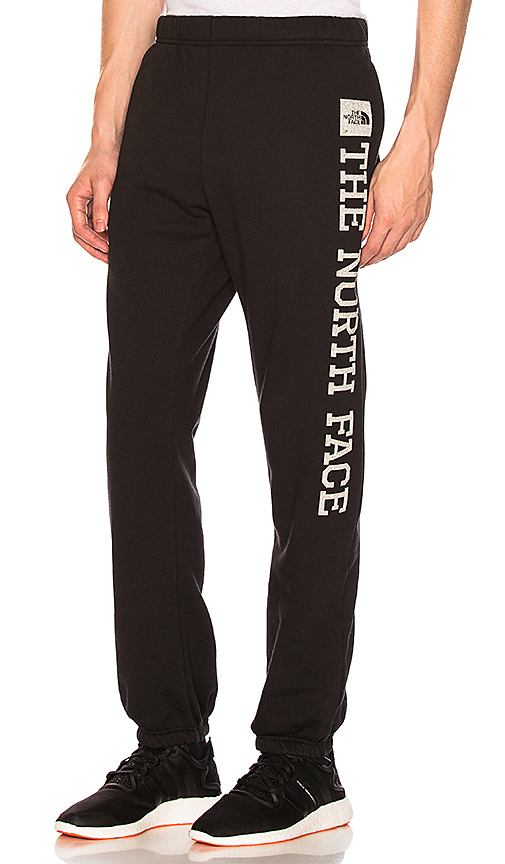 The North Face Reflective Never Stop Pant in Black. - size S (also in L,M,XL)