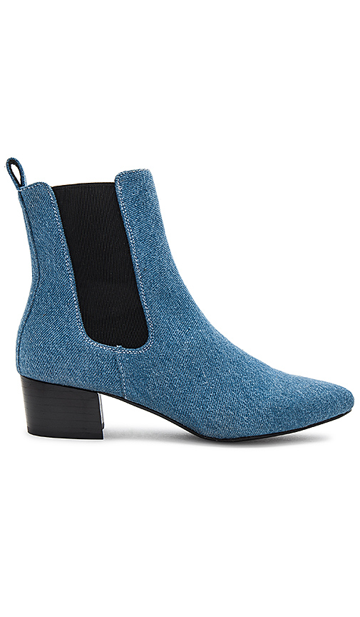 The Archive Mercer Boot in Blue