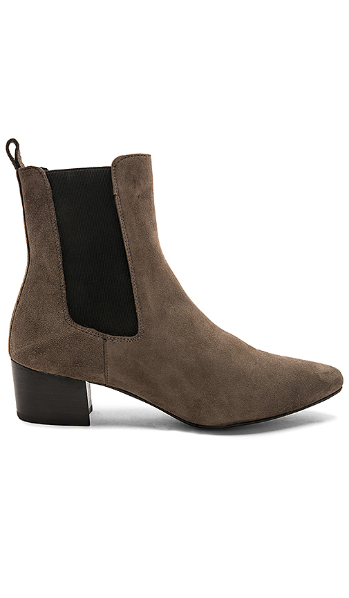 The Archive Mercer Boot in Charcoal