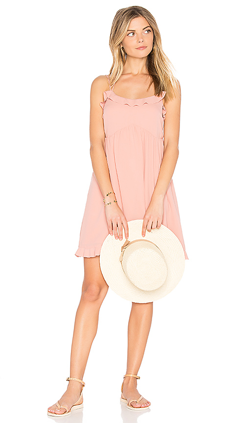 TAVIK Swimwear Morning Glory Dress in Pink