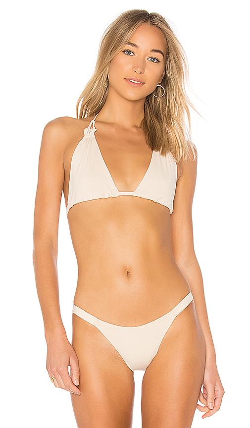 TAVIK Swimwear Lily Top in Cream