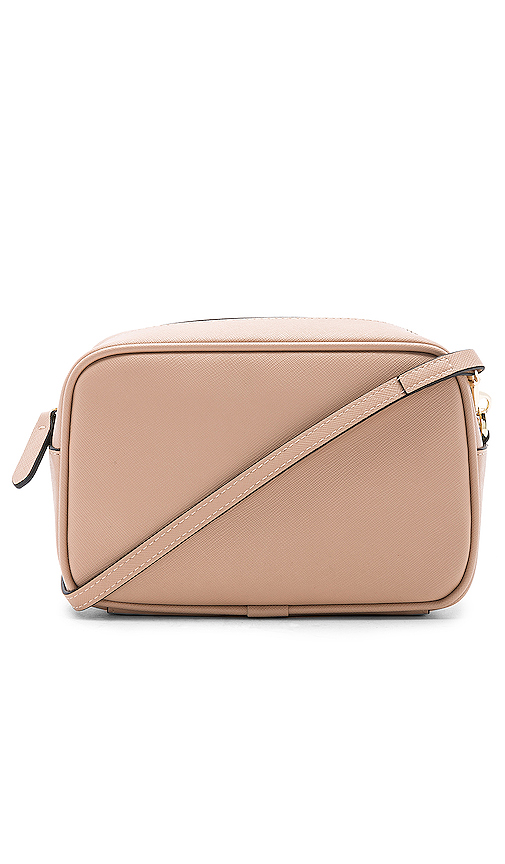the daily edited Mini Cross Body Bag in Nude