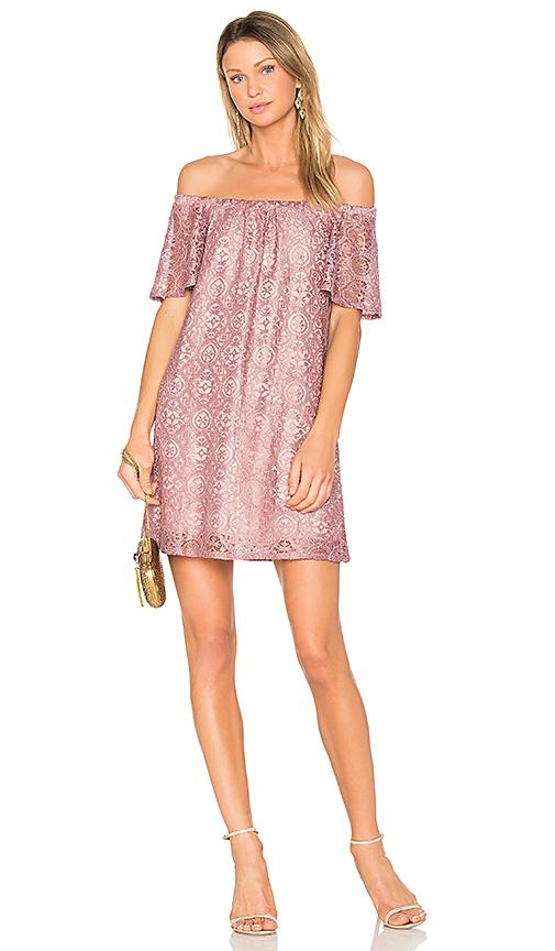 Three Eighty Two Tatum Dress in Pink
