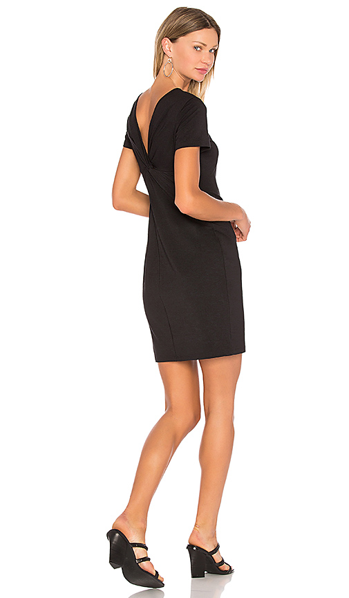 Photo of Theory Luchia Dress in Black - shop Theory dresses sales