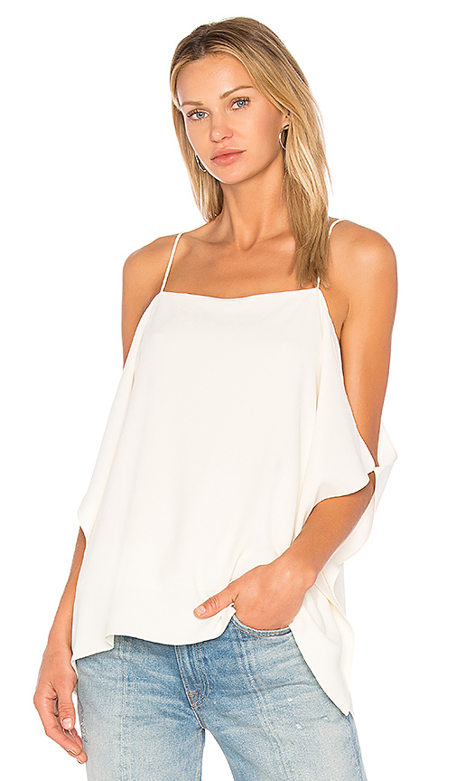 Theory Petteri Top in White