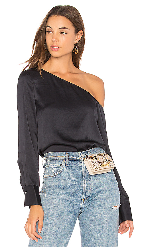 Theory Ulrika 2 Top in Navy
