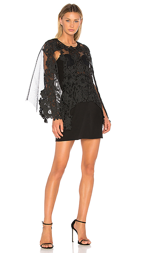 THURLEY Eden Dress in Black