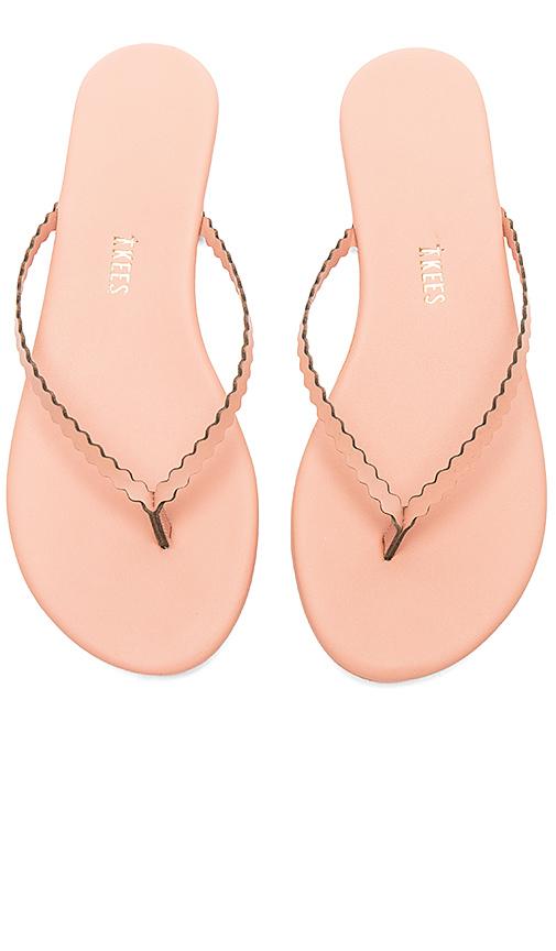 TKEES Studio Sandal in Blush