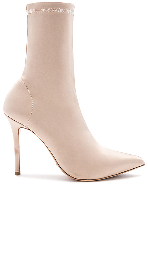 Tony Bianco Davis Bootie in Metallic Neutral
