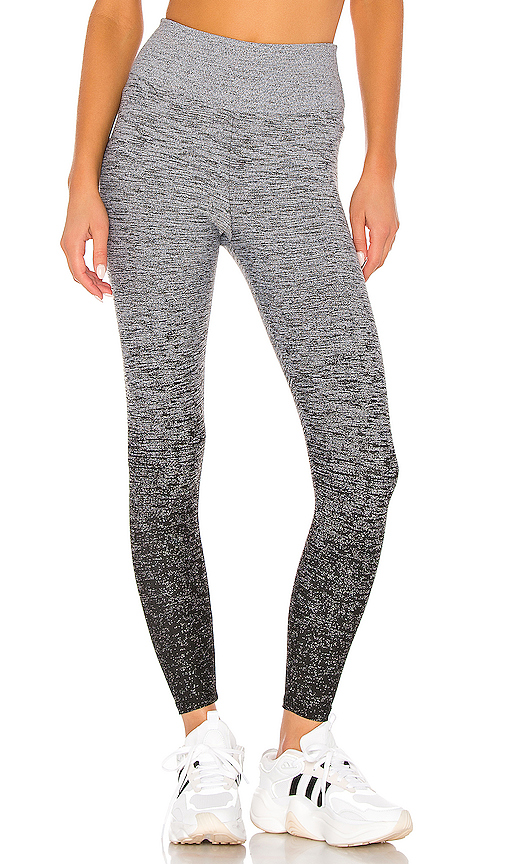 Track & Bliss Dusk Legging in Gray. - size M (also in L,S,XS)