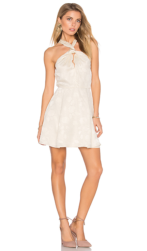 Tularosa Doheney Dress in Ivory