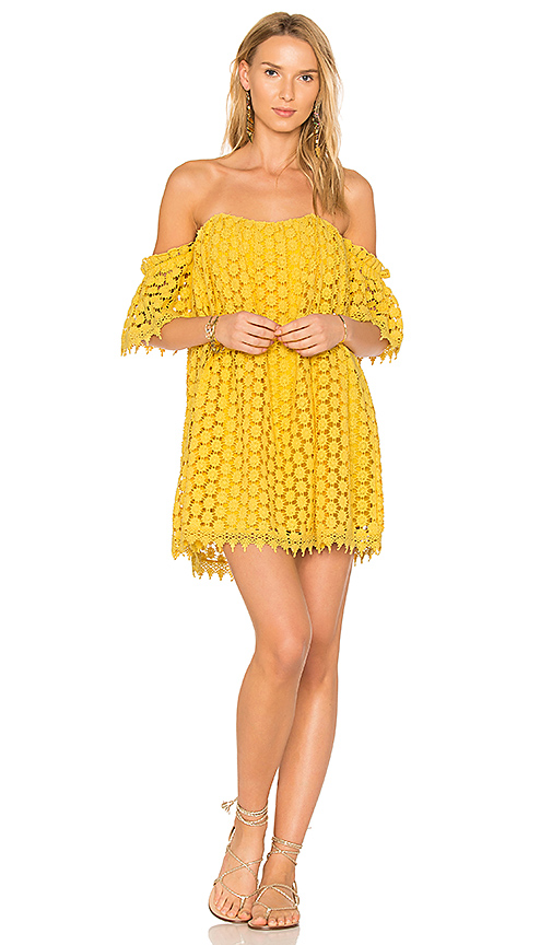 Tularosa x REVOLVE Amelia Dress in Yellow