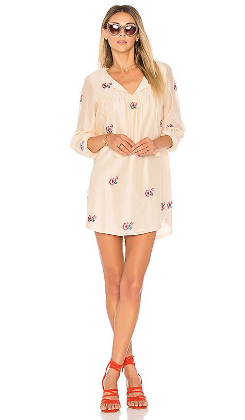 Tularosa Blythe Dress in Cream