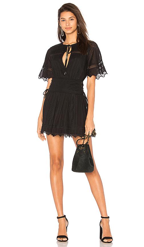 Tularosa x REVOLVE Hannah Dress in Black