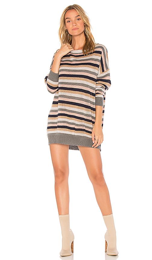 Tularosa x REVOLVE Hamptons Dress in Gray