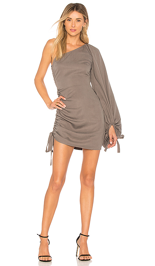 Tularosa Jane Dress in Charcoal