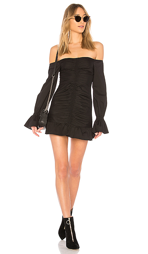 Tularosa Kassandra Dress in Black