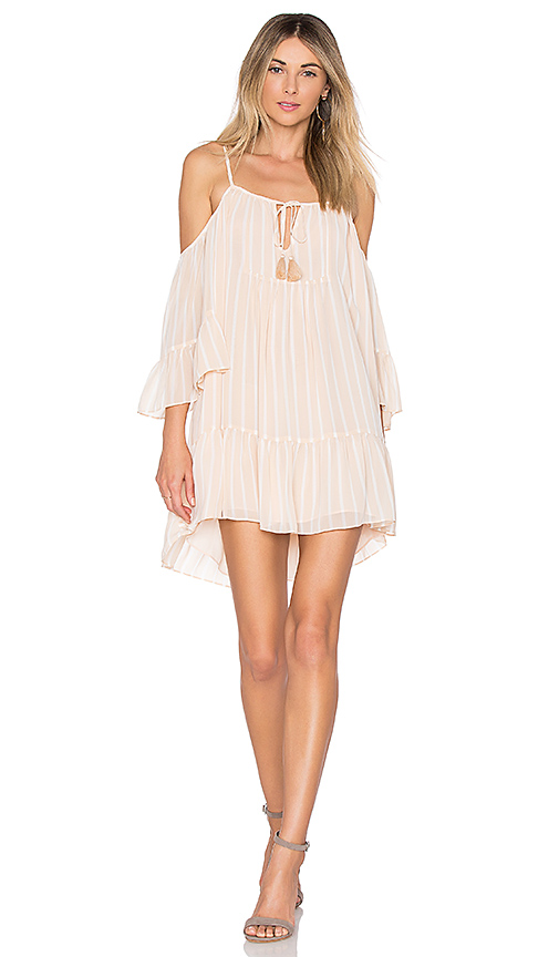 Tularosa Hattie Dress in Cream