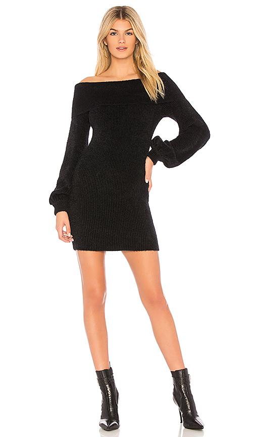 TULAROSA | Tularosa Gramercy Dress In Black. - Size XL (Also In S,XS,M,L) | Goxip