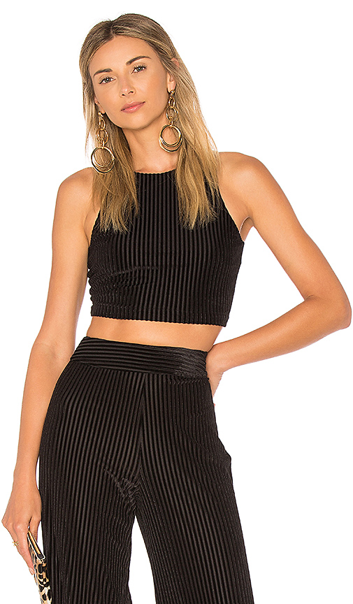 Tularosa x REVOLVE Marley Top in Black