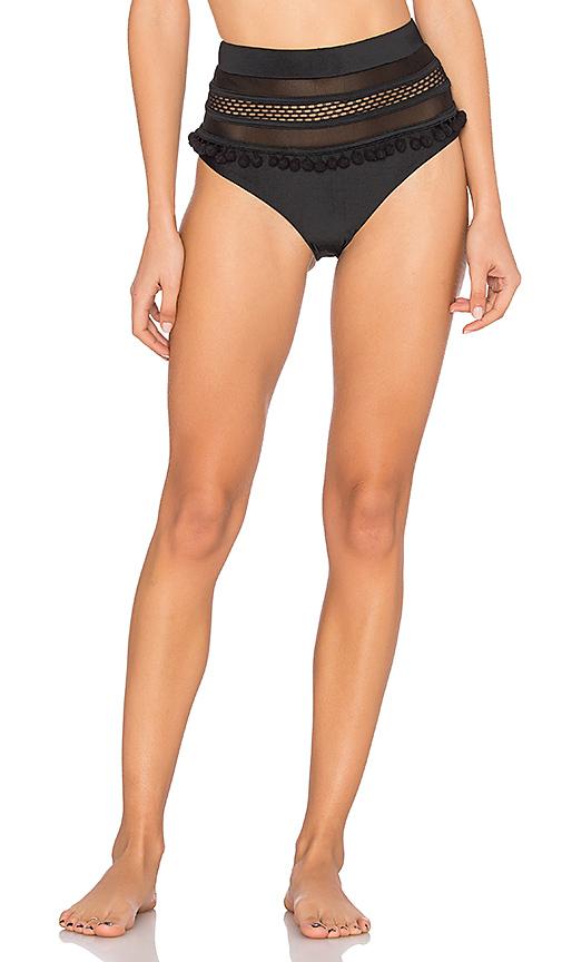 Tularosa Thessy Bikini Bottom in Black