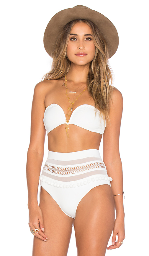 Tularosa Thessy Top in White