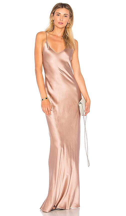 ThePerfext Sarah Dress in Rose