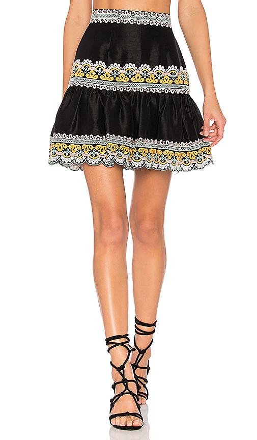 AMUR Ida Skirt in Black. - size 2 (also in 0,4,6)