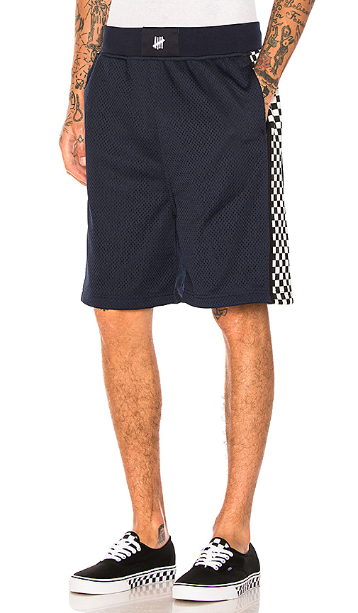 UNDEFEATED FINISH LINE BASKETBALL SHORT